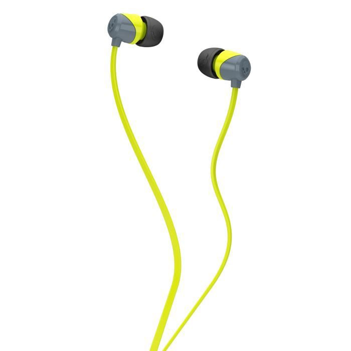 S2DUFZ-385 JIB Écouteurs Intra auriculaires Gray / Hotlime / Lime