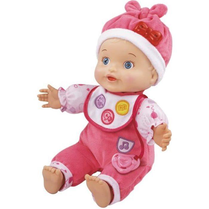 VTECH Poupon Little Love - Mon Bébé Apprend à Parler