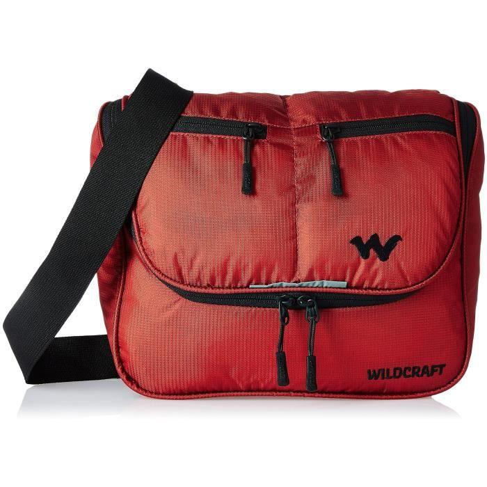 Womens Messenger Bag (red) YJFX6