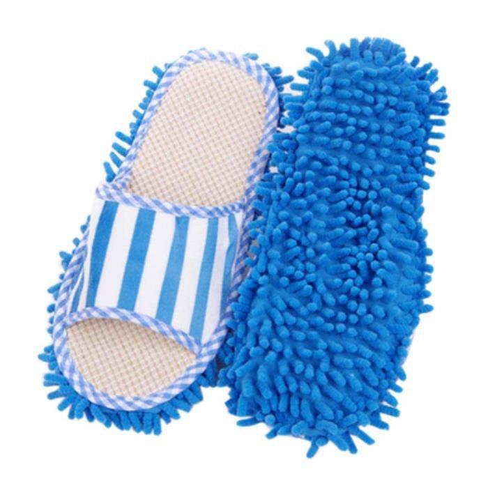 l'hiver Classique microfibre pantoufles de nettoyage, NO.6