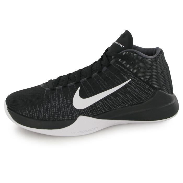 the latest ca674 8f2b8 Nike Zoom Ascention noir, chaussures de basketball homme