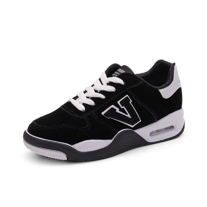 Basket Femme Chaussures Le mot V Chaussures de sport iO7rgBY