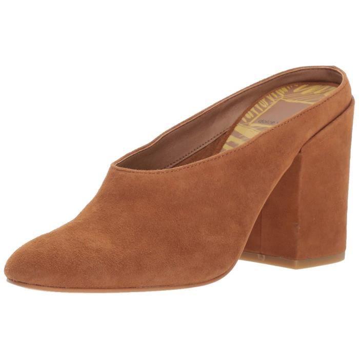 cf047797371 Femmes Dolce Vita Chaussures De Mule Marron Marron - Achat   Vente ...