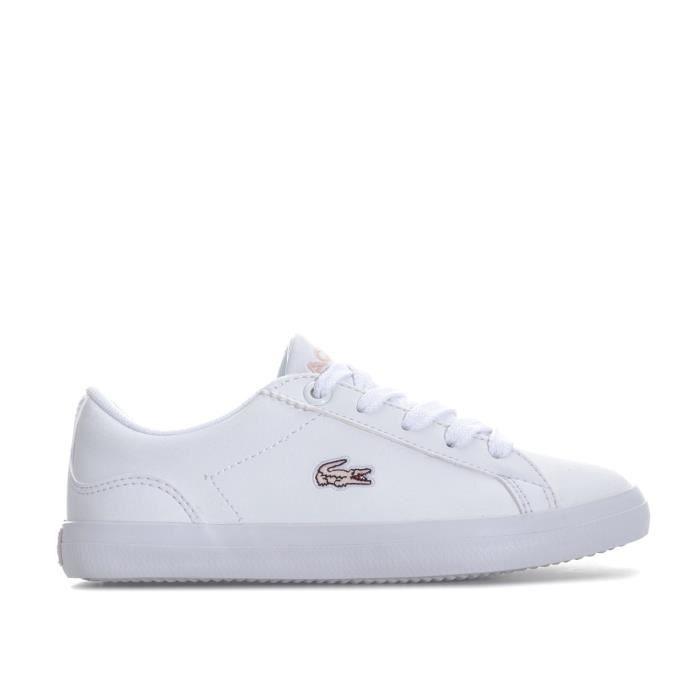 90fcc70d0d Chaussure lacoste fille - Achat / Vente pas cher