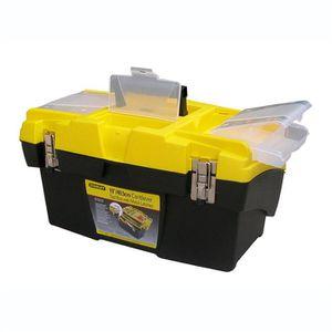 caisse a outils stanley achat vente caisse a outils stanley pas cher soldes d s le 10. Black Bedroom Furniture Sets. Home Design Ideas