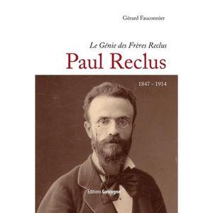 LEURRE DE PÊCHE Génie des frères Reclus . Paul Reclus 1847-1914