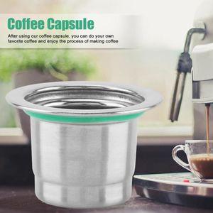 DISTRIBUTEUR CAPSULES HENGL Capsule de café réutilisable rechargeable d'
