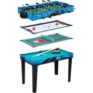 table de jeux 3 en 1 achat vente jeux et jouets pas chers. Black Bedroom Furniture Sets. Home Design Ideas