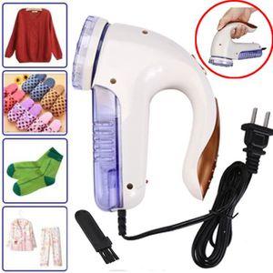 TISSU Les vêtements électriques peluche pilule Remover F