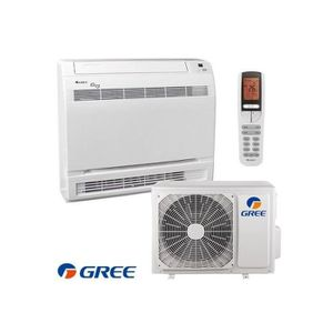 CLIMATISEUR FIXE GREE CONSOLE GEH12AA + KIT POSE 3ML- 3500W A+
