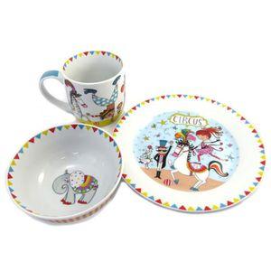 assiette porcelaine enfant achat vente assiette porcelaine enfant pas cher cdiscount. Black Bedroom Furniture Sets. Home Design Ideas
