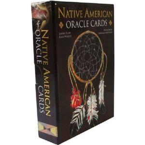 CARTES DE JEU Oracle des Indiens d'Amérique (Native American Car