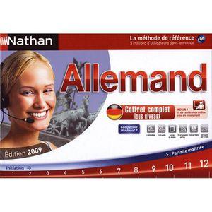 BUREAUTIQUE Nathan Allemand coffret complet - édition 2010-
