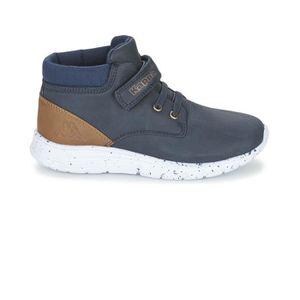 BASKET Chaussures Cit V Phylon Kid Navy/Brown Jr - Kappa