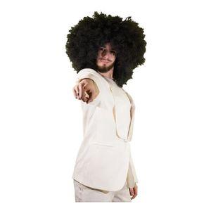 DÉGUISEMENT - PANOPLIE Costume Luxe Disco Blanc Cassé Homme