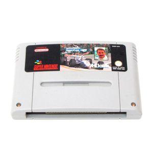 JEU CONSOLE RÉTRO Produit d'occasion - Indy Car Nigel Mansell