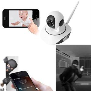 CAMÉRA IP Caméra IP 720P HD Moniteur de sécurité de nuit cou