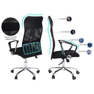 fauteuil de bureau achat vente fauteuil de bureau pas cher cdiscount page 12. Black Bedroom Furniture Sets. Home Design Ideas