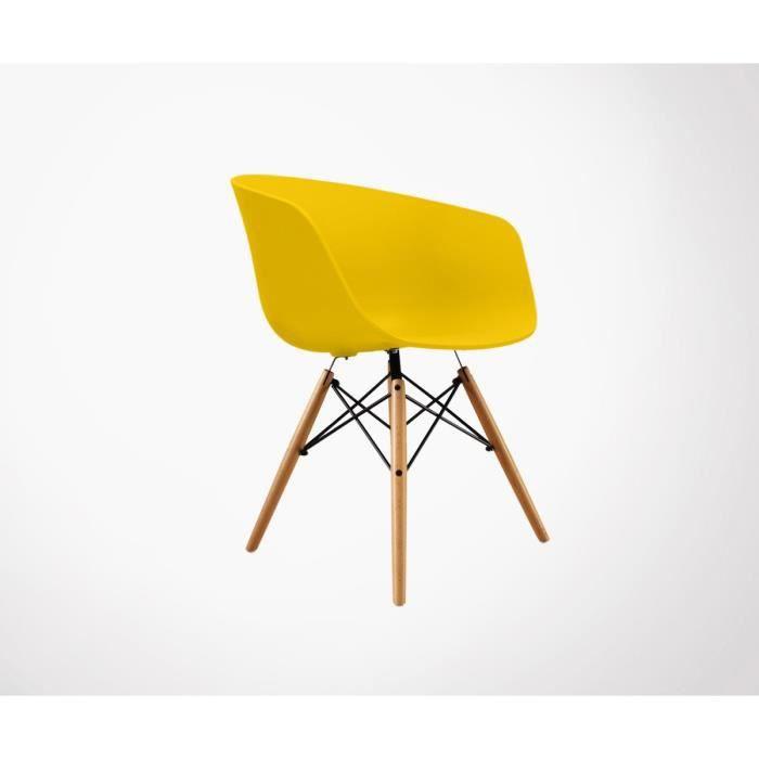 fauteuil moutarde achat vente fauteuil moutarde pas cher cdiscount. Black Bedroom Furniture Sets. Home Design Ideas