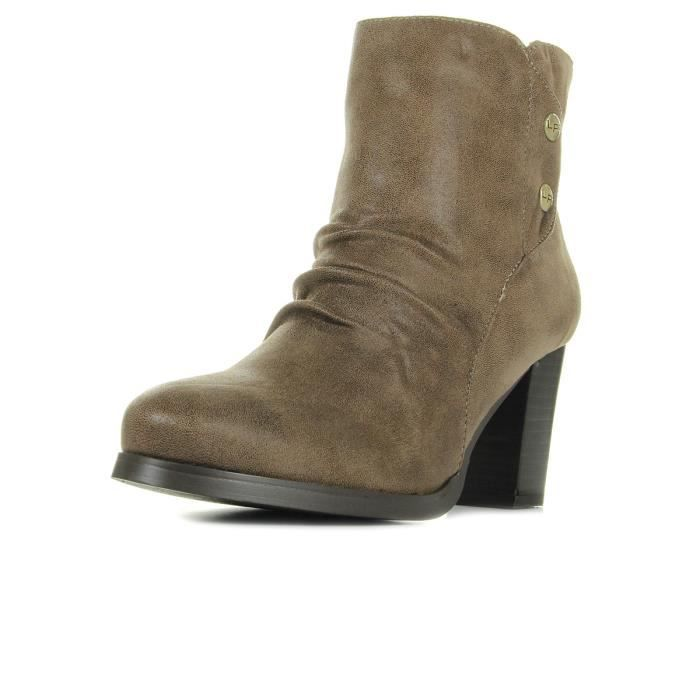 Boots Les Petites Bombes 4 Claire Taupe