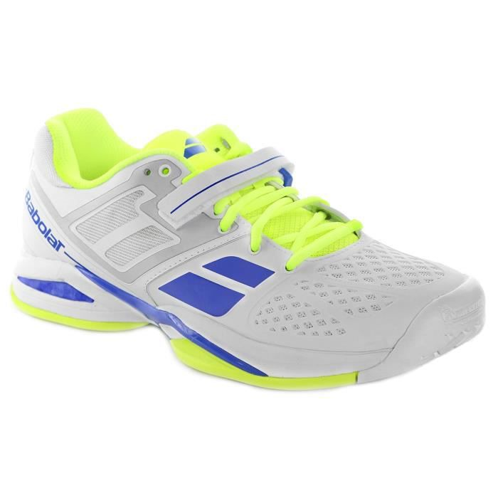 Babolat Propulse AC M Chaussure Homme Blanc Taille 42 W08US6