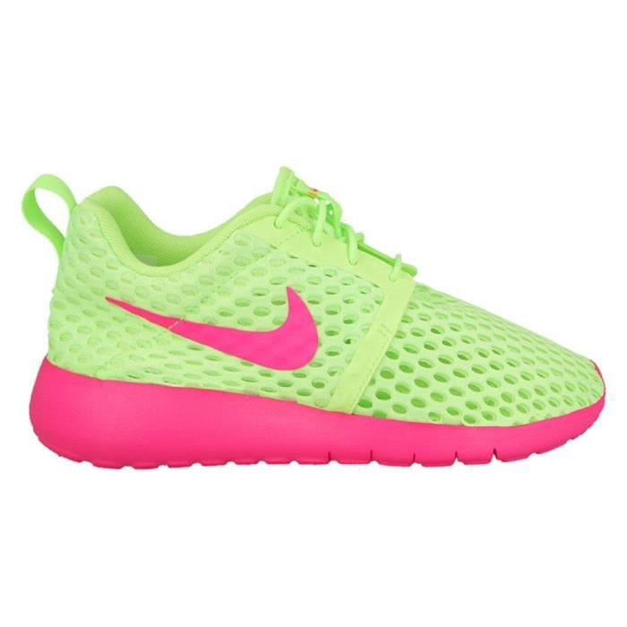Nike Roshe One Flight Weight (gs) Youth Sneaker BUX6Y 35 1-2