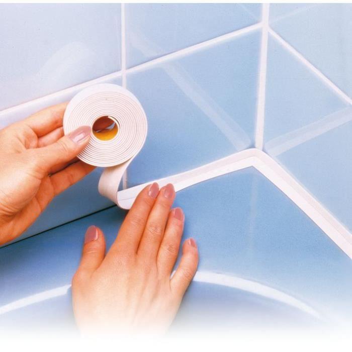 ruban tanch it pour salle de bain achat vente joint. Black Bedroom Furniture Sets. Home Design Ideas