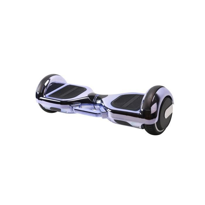 """HOVERBOARD TAAGWAY Hoverboard électrique Chrome 6,5"""" - 700W -"""