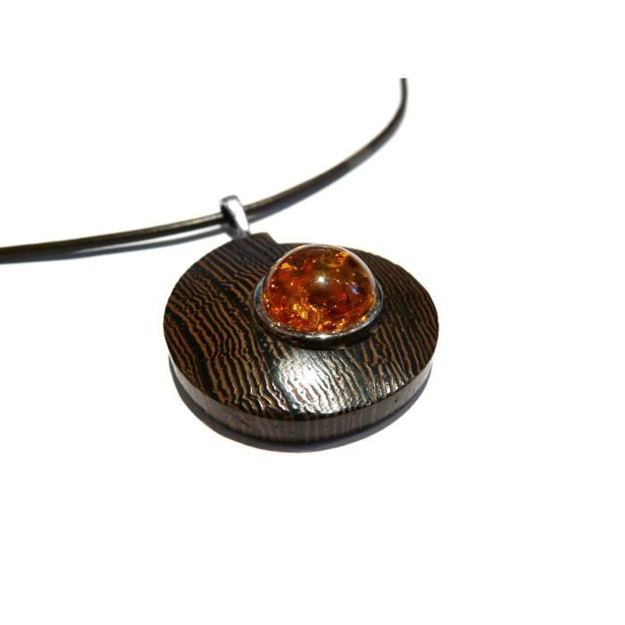 Cl211 - Collier Femme - Argent 925-1000 1.0 Gr Z8P0R