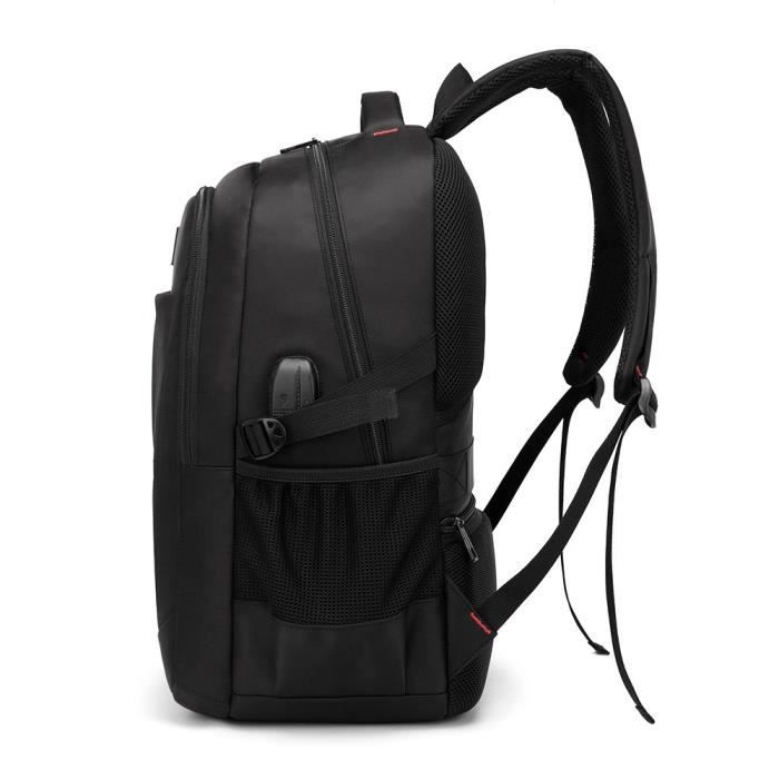 Sac vol Homme À Backpack Computer bag2748 Dos Usb Casual Business Voyage Anti ZqrEZxwSvd