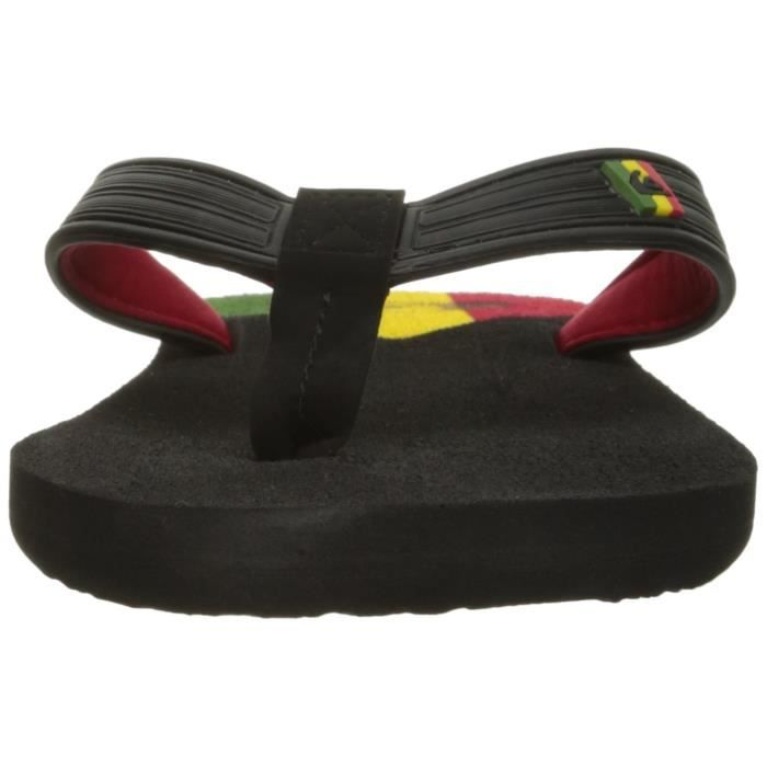 Quiksilver Molokai New Wave Deluxe bascule Sandal HY4VC Taille-46
