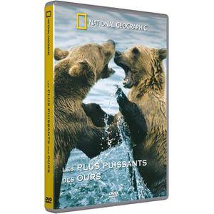 DVD DOCUMENTAIRE DVD Les plus puissants des ours