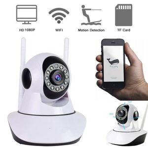 CAMÉRA IP U1 Home Wireless caméra Pan inclinaison 1080p Secu