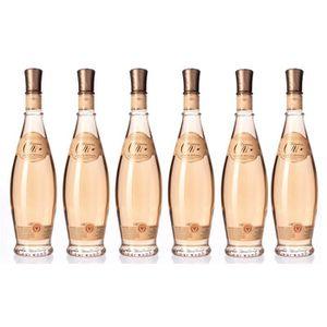 VIN ROSÉ Lot de 6 Ott Côtes de Provence