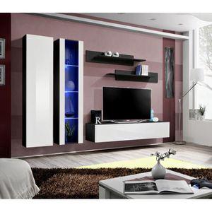 MEUBLE TV PRICE FACTORY - Meuble TV FLY A4 design, coloris n
