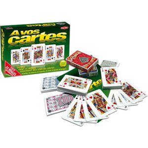 CARTES DE JEU TACTIC A vos Cartes