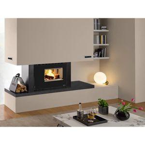 INSERT - FOYER Insert cheminée à bois La NORDICA 9,6KW Inserto 80
