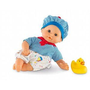 POUPÉE COROLLE Mon Premier Bebe Bath Sail Away Doll CA991