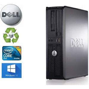 UNITÉ CENTRALE  Unité Centrale  Dell Optiplex  780 SFF Core2Duo 2,