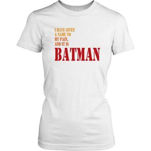 T-SHIRT Femmes t-shirt DTG Print - I have given a name to