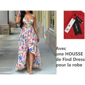 ROBE DE PLAGE Find Dress Robe de Plage Femme Sexy pour des Vacan