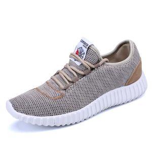 Basket Homme Ultra Léger Chaussures De Sport Haute Qualité GD-XZ125Noir39 vaeDw