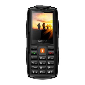 Téléphone portable VKworld V3 Etanche Téléphone Portable Antichoc Mob
