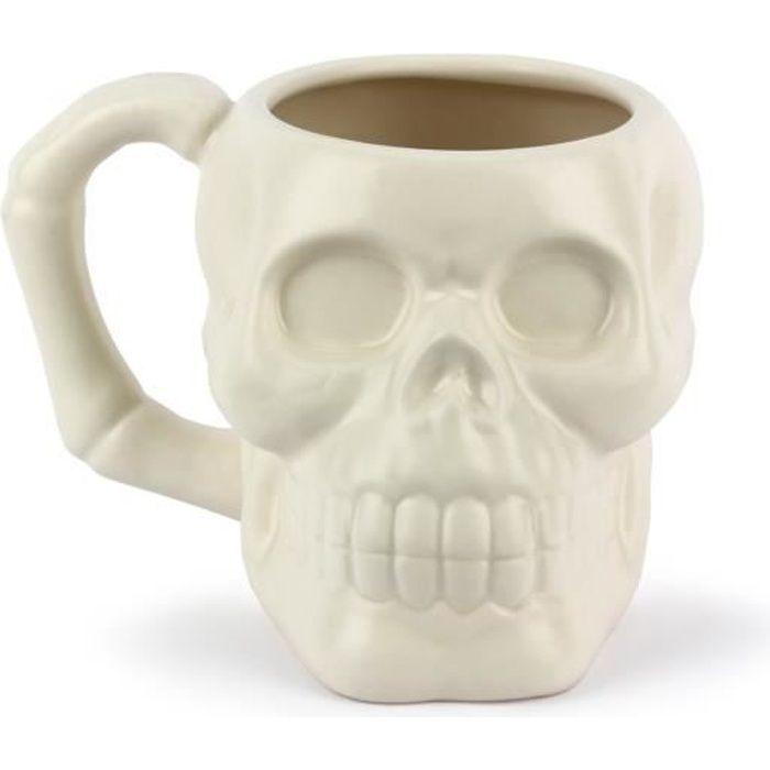 THUMBSUP! Mug Tête de mort