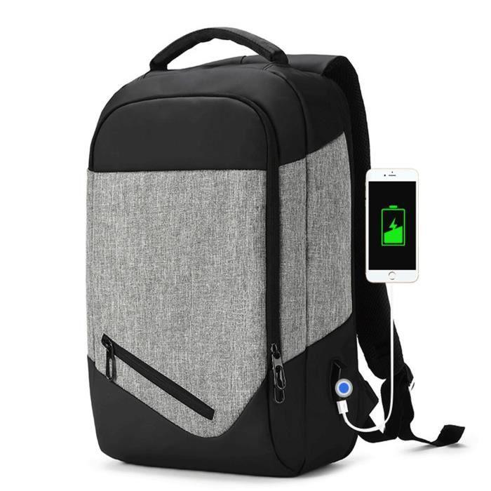 Ordinateur D'ordinateur Dos 0xpwcay Portable À Mince Antivol Sac R54jAL