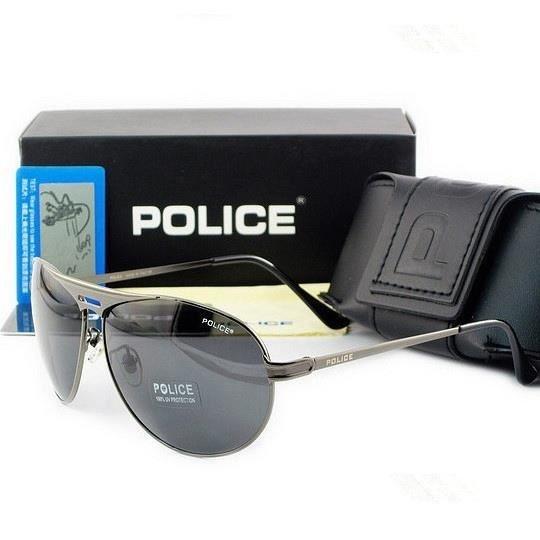 370 Lunettes soleils Hommes & # 39; Anti UV polarisants conducteur de conduire avec la boîte