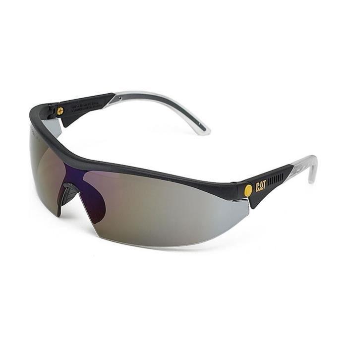 9f18a52c7925f LUNETTE MORTAR CATERPILLAR fumé - Achat   Vente lunettes de soleil ...