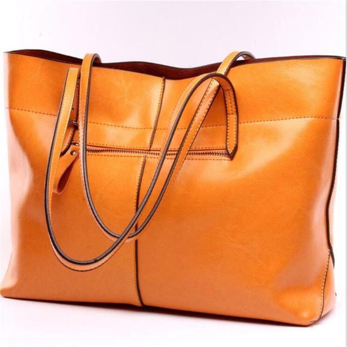 sac chaine luxe Nouvelle mode sac a bandouliere femme sac cabas femme de marque Sac De Luxe Les Plus Vendu jaune