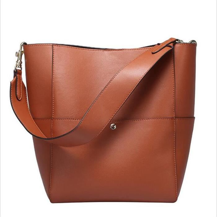 aeb12944d8 sac à main sac à main cuir sac bandouliere sac de luxe sac à main femme de  marque sac à main femme 2017 sac cuir noir marron