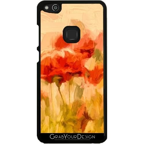 coque huawei p10 lite coquelicot